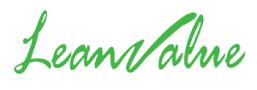 Leanvalue – Consulenze Lean Logo